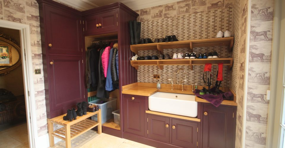 The Dogs Room - Felsted Cabinet makers